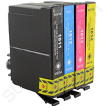Compatible Multipack of Epson 18XL Ink Cartridges