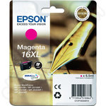 High Capacity Epson 16XL Magenta Ink Cartridge