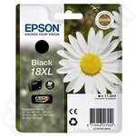 High Capacity Epson 18 XL Black Ink Cartridge