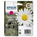 High Capacity Epson 18 XL Magenta Ink Cartridge