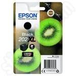 High Capacity Epson 202XL Black Ink Cartridge