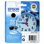 High Capacity Epson 27XL Black Ink