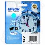 High Capacity Epson 27XL Cyan Ink