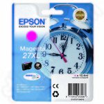 High Capacity Epson 27XL Magenta Ink