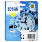 High Capacity Epson 27XL Yellow Ink