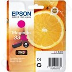 High Capacity Epson 33XL Magenta Ink Cartridge