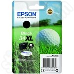 High Capacity Epson 34XL Black Ink Cartridge