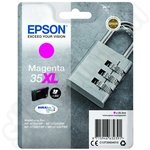 High Capacity Epson 35XL Magenta Ink Cartridge