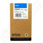 High Capacity Epson T6032 Cyan Ink Cartridge