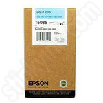 High Capacity Epson T6035 Light Cyan Ink Cartridge