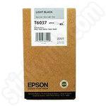 High Capacity Epson T6037 Light Black Ink Cartridge