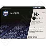 High Capacity HP 14X Black Toner Cartridges
