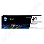 High Capacity HP 207X Black Toner Cartridge