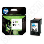 High Capacity HP 21XL Black Ink