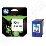 High Capacity HP 22XL Colour Ink Cartridge