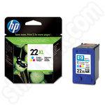 High Capacity HP 22XL Colour Ink Cartridge