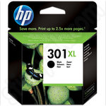 High Capacity HP 301XL Black Ink Cartridge