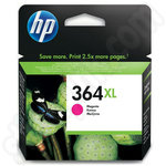 High Capacity HP 364 XL Magenta Ink Cartridge