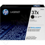 High Capacity HP 37X Black Toner Cartridge