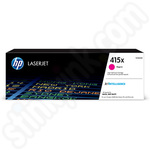 High Capacity HP 415X Magenta Toner Cartridge
