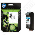 High Capacity HP 45 Black ink cartridge