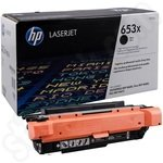 High Capacity HP 653X Black Toner Cartridge