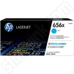High Capacity HP 656X Cyan Toner Cartridge