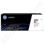 High Capacity HP 658X Magenta Toner