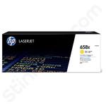 High Capacity HP 658X Yellow Toner