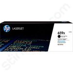 High Capacity HP 659X Black Toner Cartridge