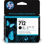 High Capacity HP 712 Black Ink Cartridge