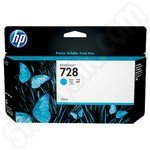 High Capacity HP 728 Cyan Ink Cartridge