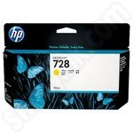High Capacity HP 728 Yellow Ink Cartridge