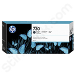 High Capacity HP 730 Matte Black Ink Cartridge