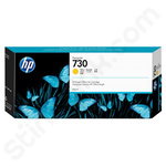 High Capacity HP 730 Yellow Ink Cartridge