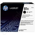 High Capacity HP 81X Black Toner Cartridge