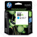 High Capacity HP 88 Cyan Ink Cartridge