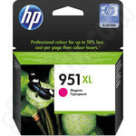 High Capacity HP 951XL Magenta Ink Cartridge