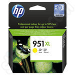 High Capacity HP 951XL Yellow Ink Cartridge