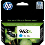 High Capacity HP 963XL Cyan Ink Cartridge