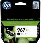 High Capacity HP 967XL Black Ink Cartridge