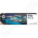 High Capacity HP 973X Cyan Ink Cartridge