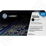 High Capacity HP 504X Black Toner Cartridge