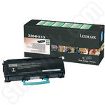 High Capacity Lexmark 0X264H11G Black Toner Cartridge