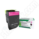 High Capacity Lexmark 71B2HM0 Magenta Toner Cartridge