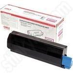 High Capacity Oki 42127455 Magenta Toner Cartridge