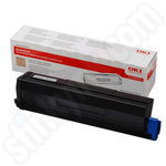 High Capacity Oki 43979202 Toner Cartridge