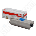 High Capacity Oki 46508712 Black Toner Cartridge