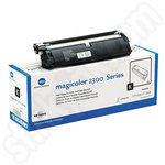 High Capacity QMS Black 1710517-005 Toner