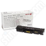 High Capacity Xerox 106R02777 Black Toner Cartridge